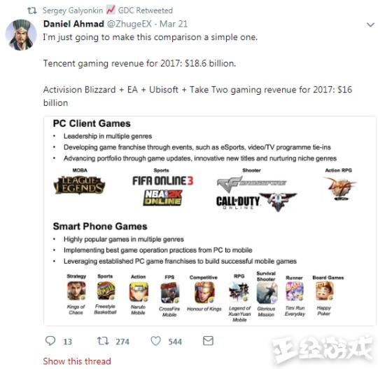 腾讯入股半个地球的游戏公司,游戏霸主当之无愧
