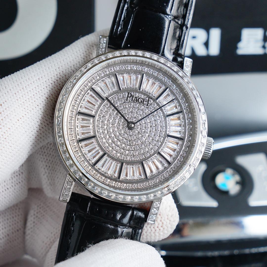 伯爵GOA37128系列腕表